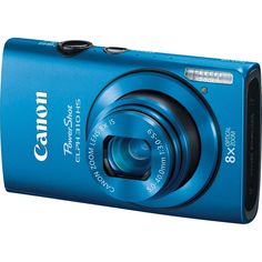 Canon PowerShot ELPH 310 HS 12.1 MP CMOS Digital Camera with 8x Wide-Angle Optical Zoom Lens and Full 1080p HD Video (Blue) > Price: $295.00 > Click on the image for details and offers.