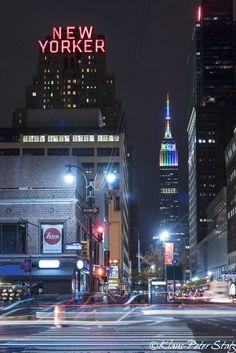 New York City Feelings - New Yorker Hotel by @kpstatz