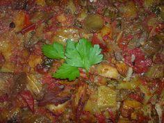 Macedonian Food, Cuisine and Recipes: Turli Tava