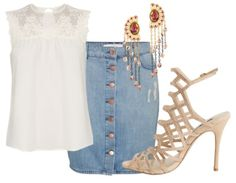 Lovely - Partyoutfit - stylefruits.de