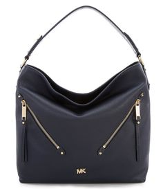7e482466cc61 MICHAEL Michael Kors Evie Large Double Zipper Hobo Bag | Dillard's