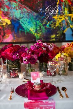 Weddings At Thompson Landry Art Gallery.. Be Inspired! - Wedding Decor Toronto Rachel A. Clingen Wedding & Event Design