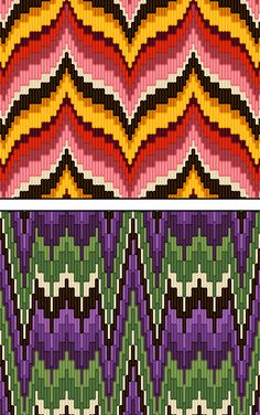 traditional brazilian patterns