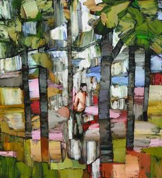 ArtWalk on South Granville in Vancouver is Saturday, June 21, 2014 from 10am to 6pm, and Kurbatoff Gallery is presenting an exciting variety of styles of art as part of a Group Show of New Works by their Canadian Gallery Artists. Everyone is welcome!