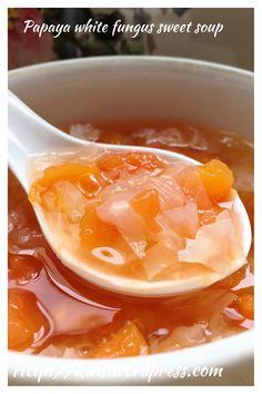 Obtain Chinese Food Dessert Dish Dessert Drinks, Dessert Recipes, Hot Desserts, Asian Desserts, Chinese Desserts, Baking Desserts, Delicious Desserts, Chinese Soup Recipes, Recipes