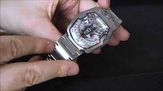 Urwerk UR-210S Watch Hands-On   aBlogtoWatch