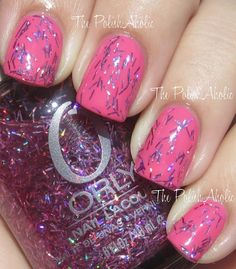 Orly Flash Glam FX Collection: Be Brave (from The PolishAholic:)