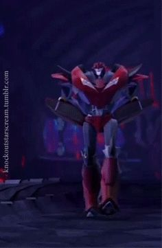 Only fabolous bots walk like this