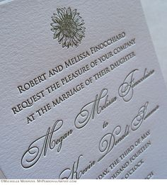3 Types of Wedding Invitation Printing (click image to read article)