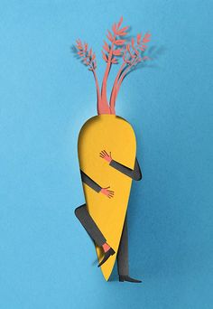 Hunger for love by Eiko Ojala - 3D Illustrations by Eiko Ojala  <3 <3