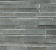 Bluestone basalt wall cladding
