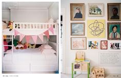 sophisticated kids' rooms...