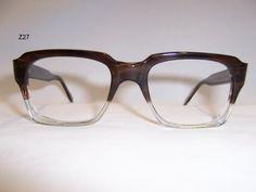 Vintage 1960's Rocking two tone spectacles - Vintage Glasses - Dead Men's Spex