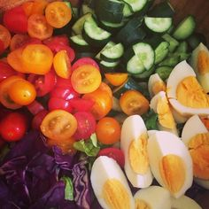 @lee_phung - #wholelifechallenge #wholelifechallenge2014 #salad #wlc #healthydinner #healthyliving #eatclean #eathealthy #eggsalad