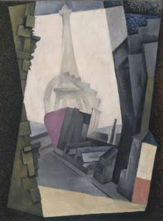 Art History News: The Cubist Paintings of Diego Rivera