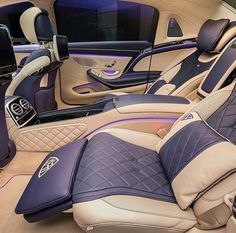The next luxury cars in the world consist of the Audi After much less than r… - Best Luxury Cars Audi A8, Luxury Boat, Best Luxury Cars, Mercedes Maybach, Maybach Car, Car Upholstery, Automotive Upholstery, Expensive Cars, Car In The World