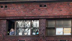 HILE founder and designer Hilja Nikkanen & HILE studio-workshop at Teurastamo Helsinki. Helsinki, Garage Doors, Workshop, Studio, Outdoor Decor, Design, Home Decor, Atelier, Decoration Home