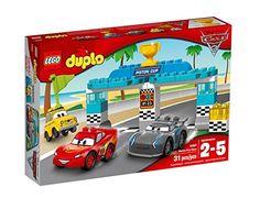 Lego 10857 Cars 3 Piston Cup Race