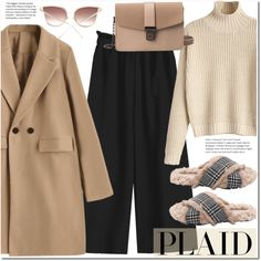 Check It: Plaid by duma-duma on Polyvore featuring мода and plaid