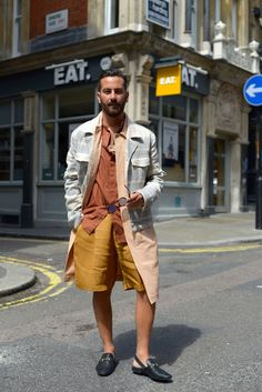 The Best Street Style Photos From London's Spring 2019 Menswear Shows