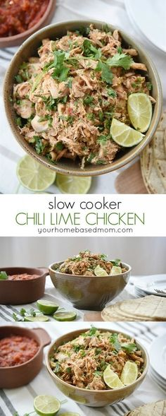 Slow Cooker Chili Li