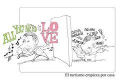 Campaña Ecuador ♪ All You Need is Love ♪ - Bonil