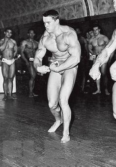 Rare Photos of the Legend, Arnold Schwarzenegger