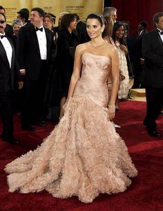 Oscar-huuma alkaa: 16 kaikkien aikojen ikonisinta Oscar-pukua