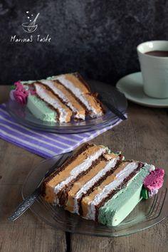 Vermut Torta Cake Recipes, Dessert Recipes, Desserts, Posne Torte, Torte Cake, Tiramisu, Sweets, Baking, Ethnic Recipes