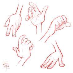 Hands 1 by LuigiL on deviantART