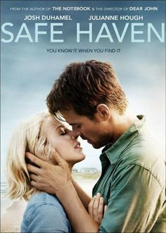 Safe Haven - Awesome book and movie