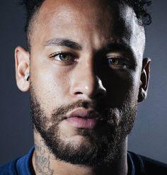 Football Hairstyles, Neymar Jr Wallpapers, Neymar Football, Magic Eyes, Gorgeous Men, Future Husband, Persona, Hair Styles, Ham