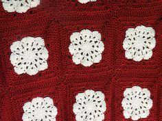 Ravelry: Project Gallery for Friendship Jewel Granny Square - archived pattern by Kimberly Andrew