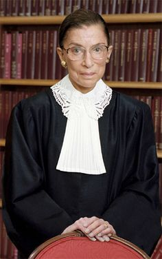 Justice Ruth Bader Ginsburg - Associate Justice of the Supreme Court