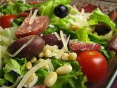 For the Love of Cooking » Italian Salad