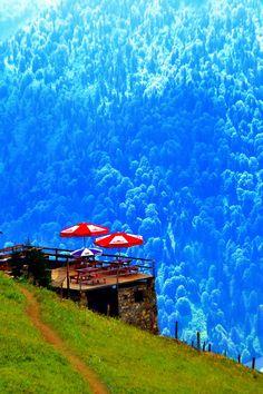 Pokut Plateau - Camlıhemsin, Rize,Turkey