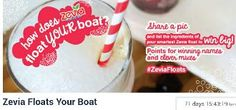 Zevia Contest: Win $500 Gift Card and 2 cases of Zevia