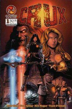 Crux Comic Books