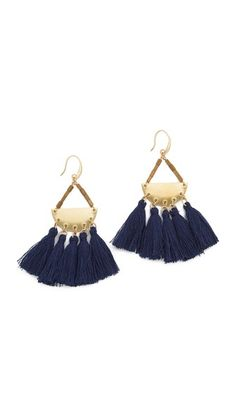 David Aubrey Samantha Earrings