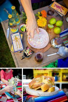 How To Throw A Dia de los Muertos Fiesta   ¡HOLA! JALAPEÑO