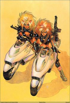 Masamune Shirow Art 93.jpg: