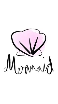 Wallpaper and mermaid image Wallpaper For Your Phone, Cellphone Wallpaper, Iphone Wallpaper, Mermaid Images, Mermaid Art, Mermaid Shell, Mermaid Lagoon, Unicorns And Mermaids, Real Mermaids