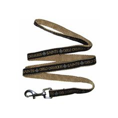 Pets First Official NFL New Orleans Saints Leash Large -- See this great product.