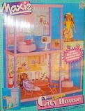 The Sunny Surfin' World of Maxie | Maxie Hasbro Playsets -City House (I totally had this!)