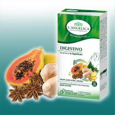 Digestivo #integratore #langelica #digestione