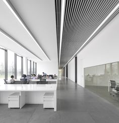 Gallery - TaiwanGlass Donghai Office Building / WZWX Architecture Group - 2