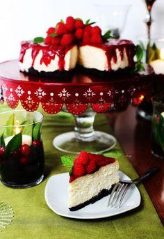 Black Tie Cheesecake