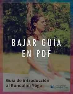 Portada Descarga Guía de Introducción al Kundalini Yoga