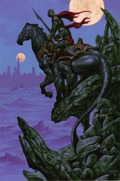WARLORD OF MARS No.29 by JoeJusko on DeviantArt