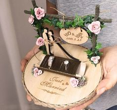 Personalized Wedding Ring Holder Engagement Gift Custom Wooden Ring Box Marriage Proposal Laser Engraving Best Gift - Iphone Ring - Ideas of Iphone Ring - Personalized Wedding Ring Holder Engagement Gift Custom Wooden Ring Box Marriage Proposal Laser Ring Holder Wedding, Ring Pillow Wedding, Wedding Rings, Engagement Decorations, Engagement Gifts, Wedding Decorations, Engagement Party Dresses, Wooden Ring Box, Wooden Rings